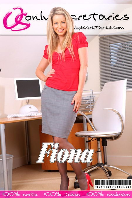 Fiona - for ONLYSECRETARIES COVERS
