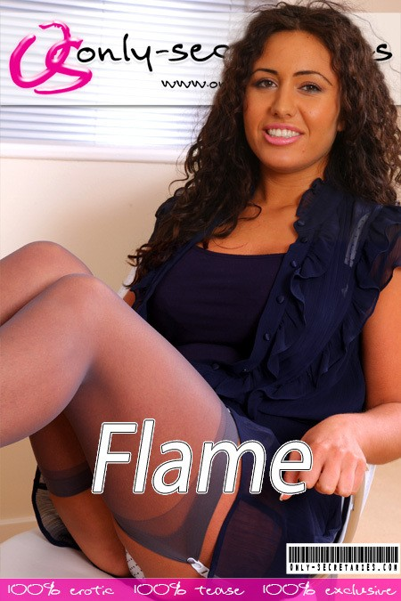 Flame - for ONLYSECRETARIES COVERS