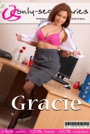 Gracie in  gallery from ONLYSECRETARIES COVERS