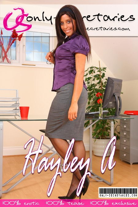 Hayley A - for ONLYSECRETARIES COVERS