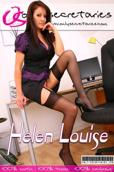 Helen Louise - for ONLYSECRETARIES COVERS