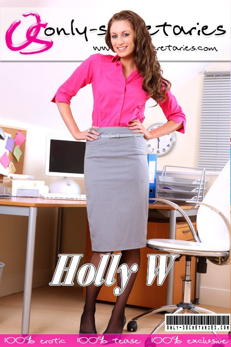 Holly W - for ONLYSECRETARIES COVERS