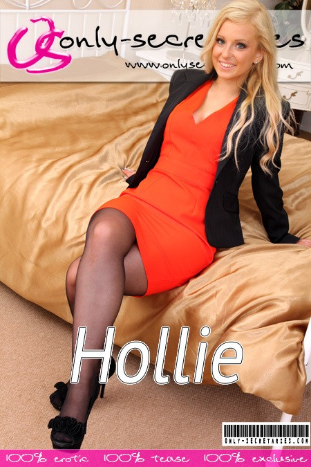 Hollie - for ONLYSECRETARIES COVERS