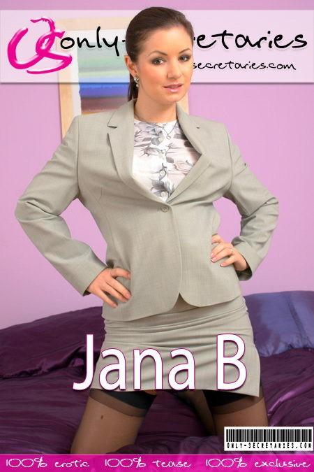 Jana B - for ONLYSECRETARIES COVERS