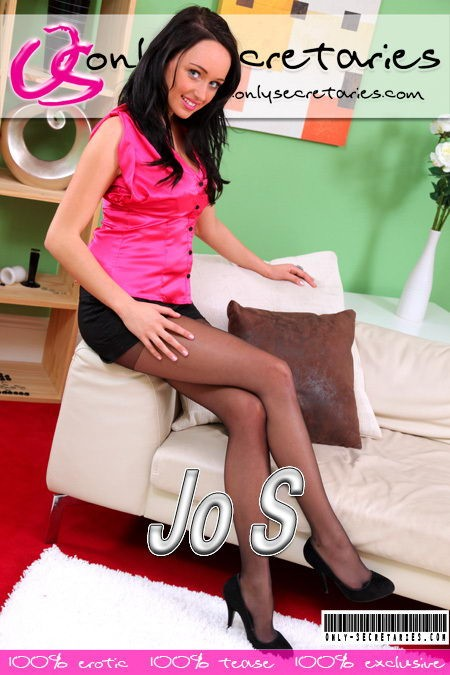Jo S - for ONLYSECRETARIES COVERS