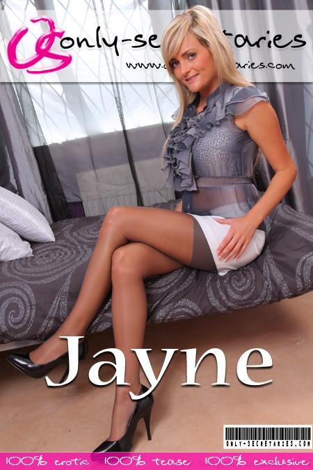 Jayne - for ONLYSECRETARIES COVERS