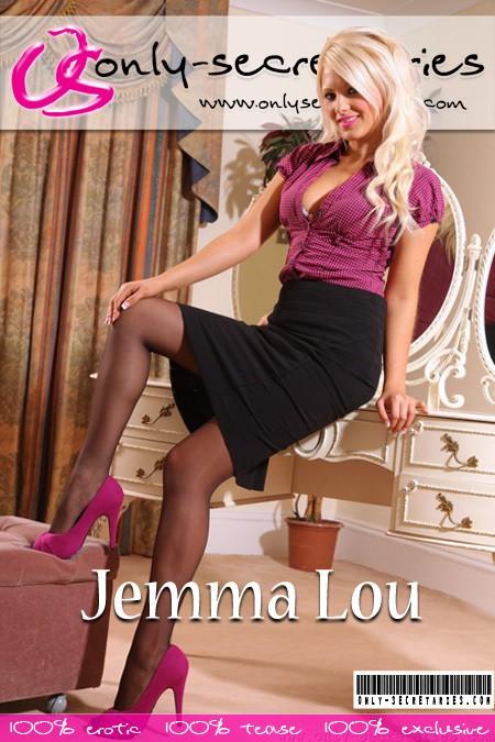 Jemma Lou - for ONLYSECRETARIES COVERS