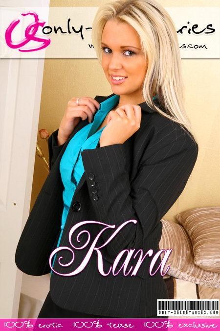 Kara - for ONLYSECRETARIES COVERS