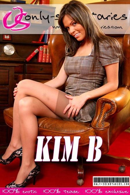 Kim B - for ONLYSECRETARIES COVERS