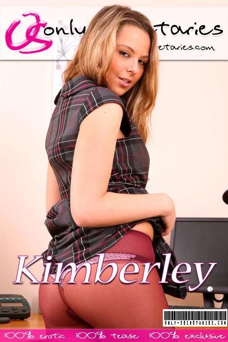 Kimberley - for ONLYSECRETARIES COVERS