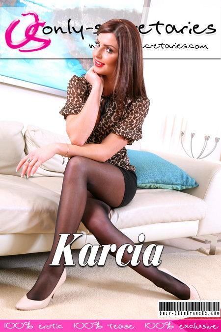 Karcia - for ONLYSECRETARIES COVERS
