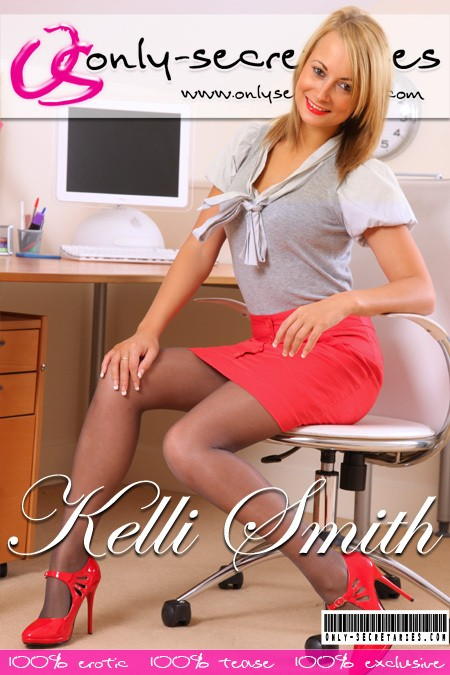 Kelli Smith - for ONLYSECRETARIES COVERS