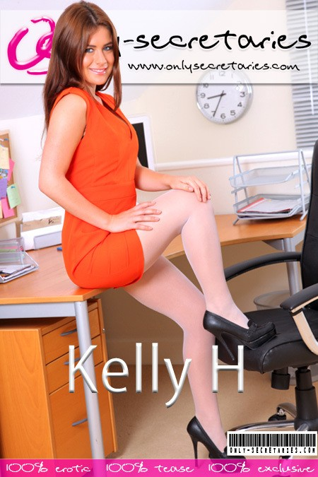 Kelly H - for ONLYSECRETARIES COVERS