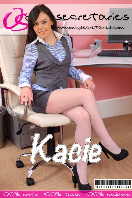 Kacie - for ONLYSECRETARIES COVERS