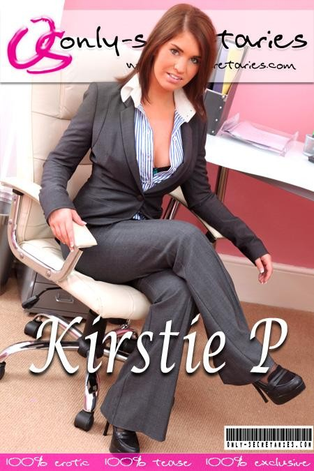 Kirstie P - for ONLYSECRETARIES COVERS