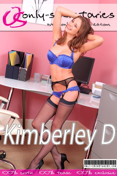 Kimberly D - for ONLYSECRETARIES COVERS