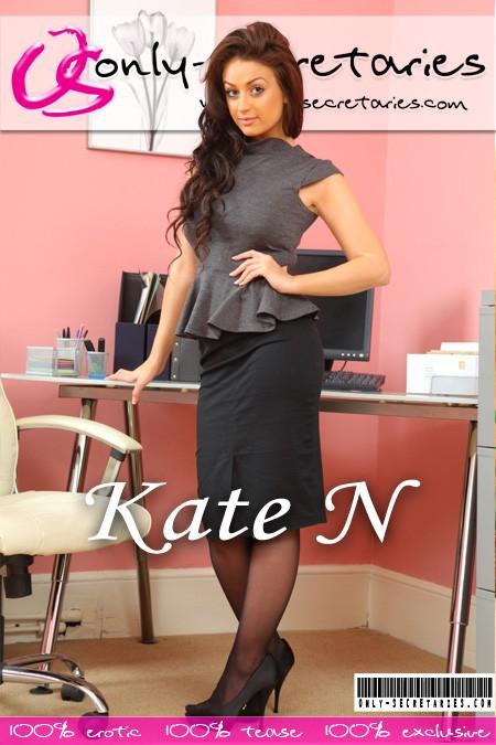 Kate N - for ONLYSECRETARIES COVERS