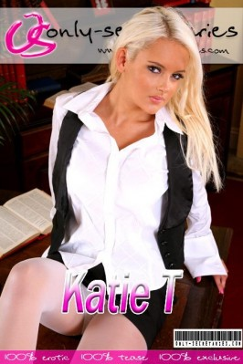 Katie T from ONLYSECRETARIES COVERS
