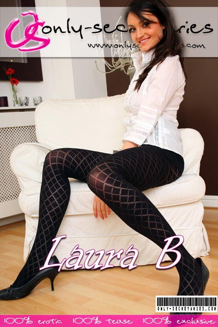 Laura B - for ONLYSECRETARIES COVERS