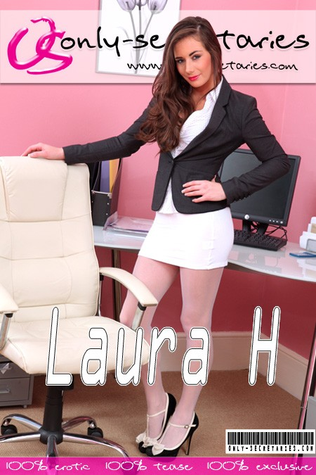 Laura H - for ONLYSECRETARIES COVERS