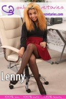 Lenny in  gallery from ONLYSECRETARIES COVERS