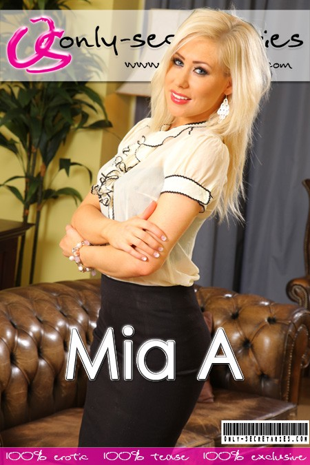 Mia A - for ONLYSECRETARIES COVERS