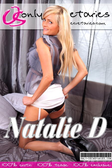 Natalie D - for ONLYSECRETARIES COVERS