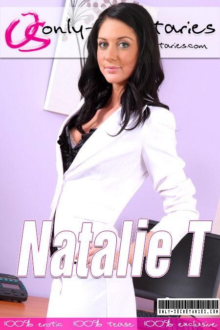 Natalie T - for ONLYSECRETARIES COVERS