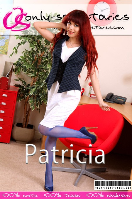 Patricia - for ONLYSECRETARIES COVERS
