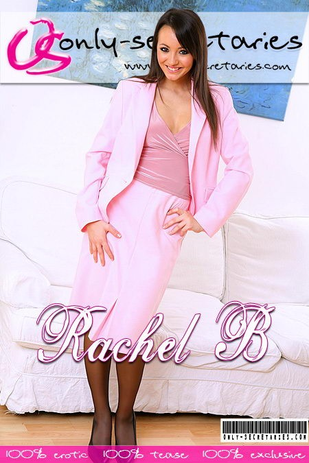 Rachael B - for ONLYSECRETARIES COVERS