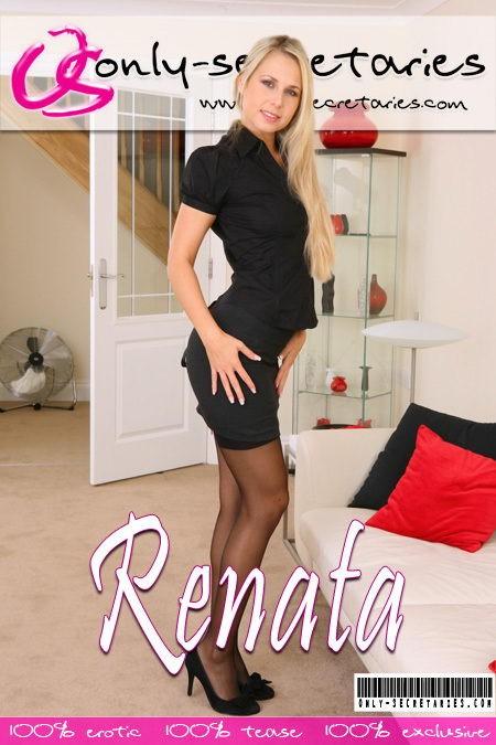 Renata - for ONLYSECRETARIES COVERS