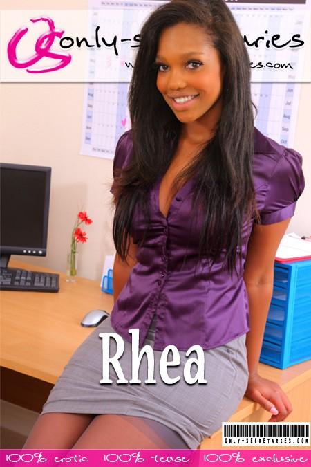 Rhea - for ONLYSECRETARIES COVERS