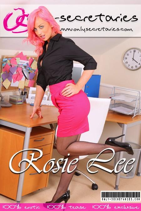 Rosie Lee - for ONLYSECRETARIES COVERS