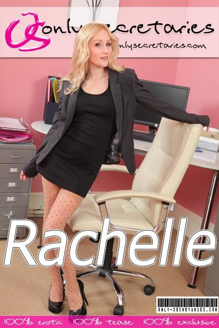 Rachelle - for ONLYSECRETARIES COVERS