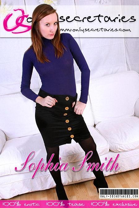 Sophia Smith - for ONLYSECRETARIES COVERS