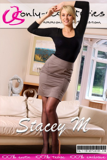 Stacey M - for ONLYSECRETARIES COVERS