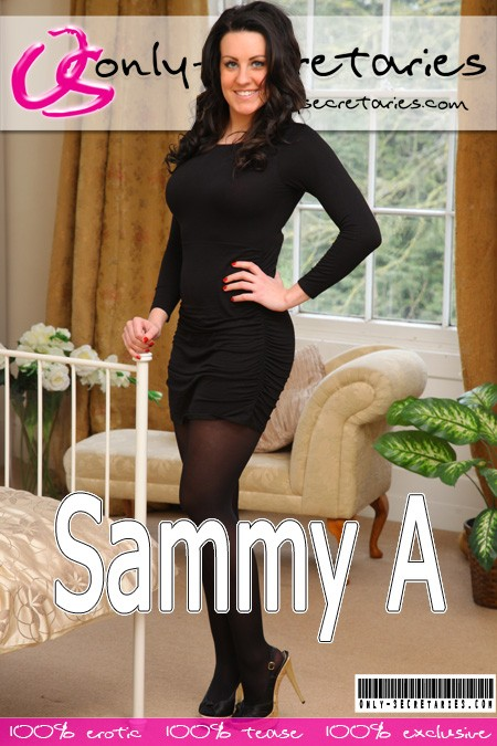 Sammy A - for ONLYSECRETARIES COVERS