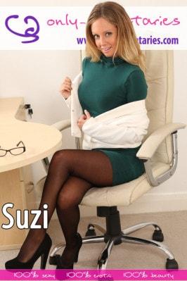 Suzi  from ONLYSECRETARIES COVERS