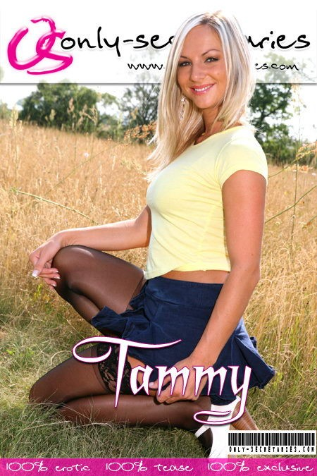 Tammy - for ONLYSECRETARIES COVERS