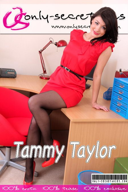 Tammy Taylor - for ONLYSECRETARIES COVERS