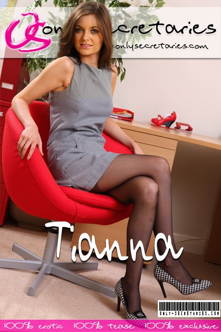 Tianna - for ONLYSECRETARIES COVERS