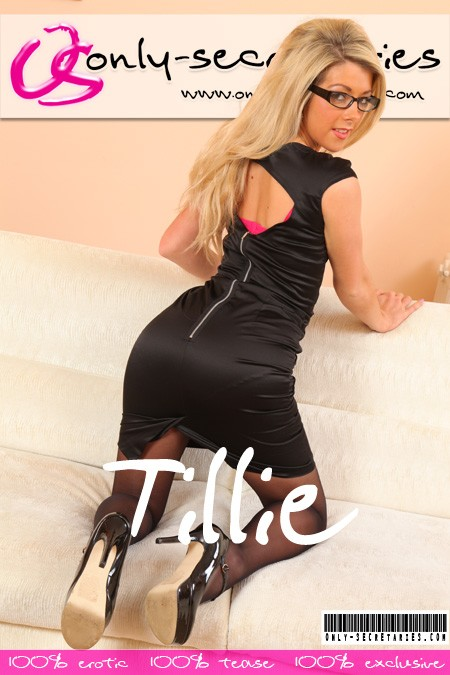 Tillie - for ONLYSECRETARIES COVERS