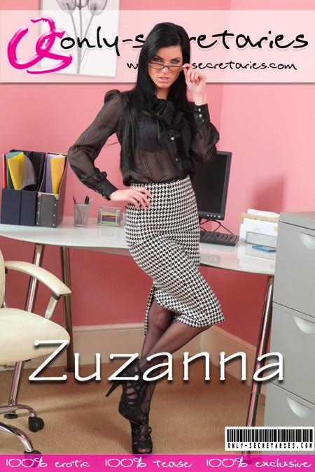 Zuzanna - for ONLYSECRETARIES COVERS