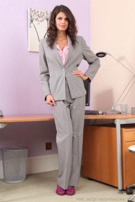 Jasmine Andreas  from ONLYSECRETARIES