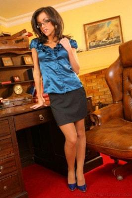 Aimee Luis  from ONLYSECRETARIES