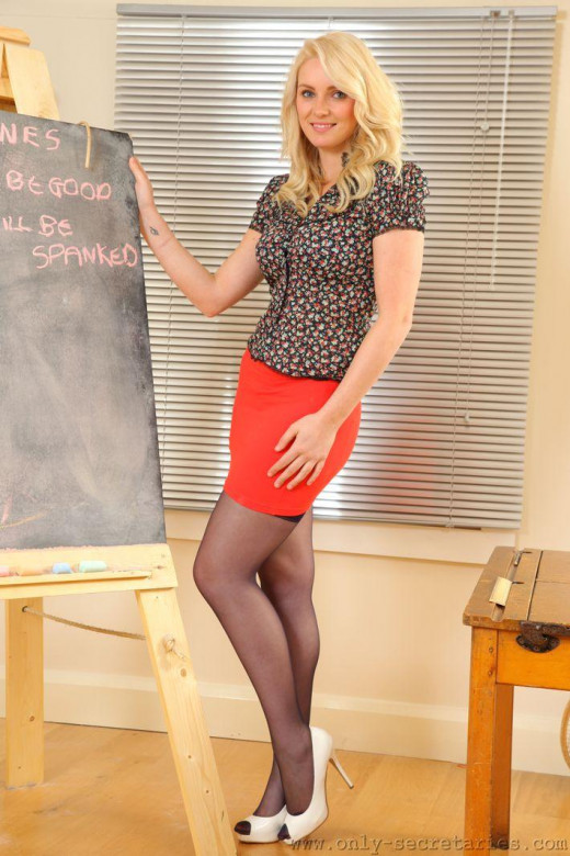 Stacey M gallery from ONLYSECRETARIES