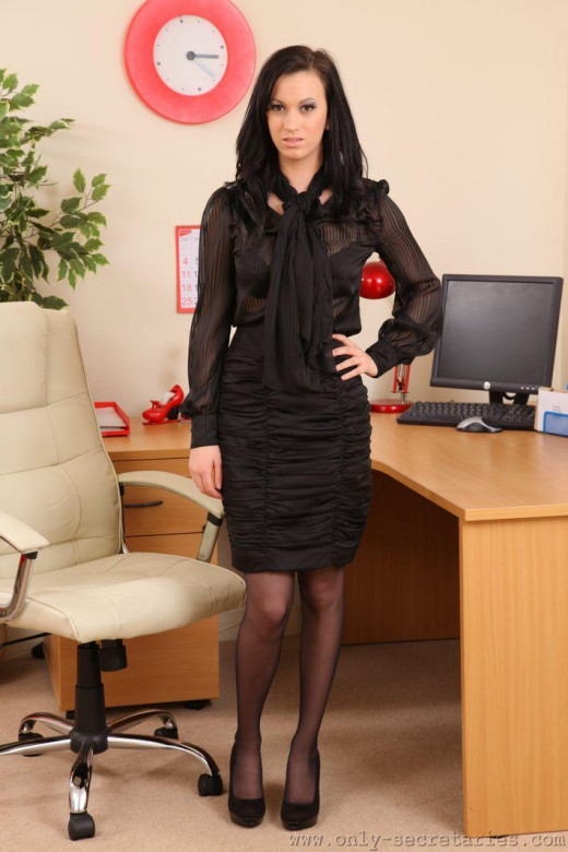 Michelle D gallery from ONLYSECRETARIES