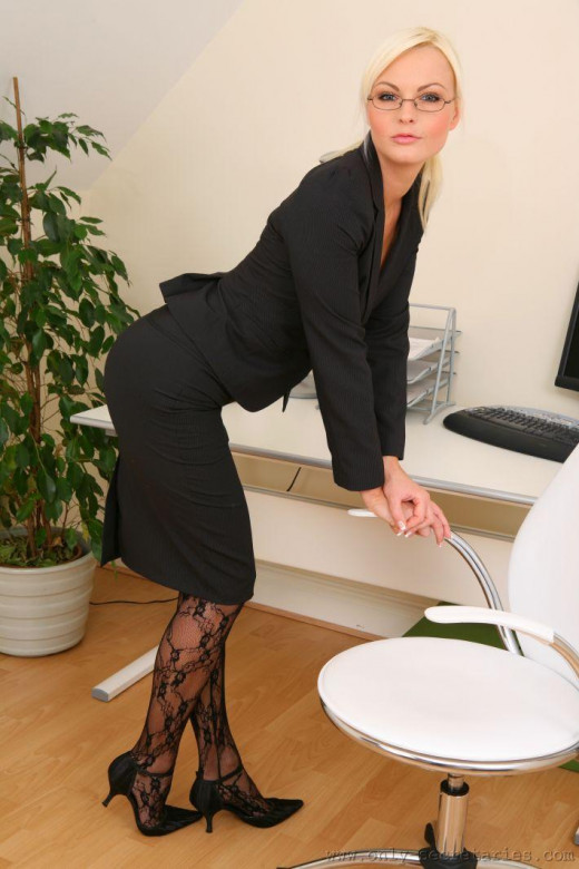 Sandra gallery from ONLYSECRETARIES