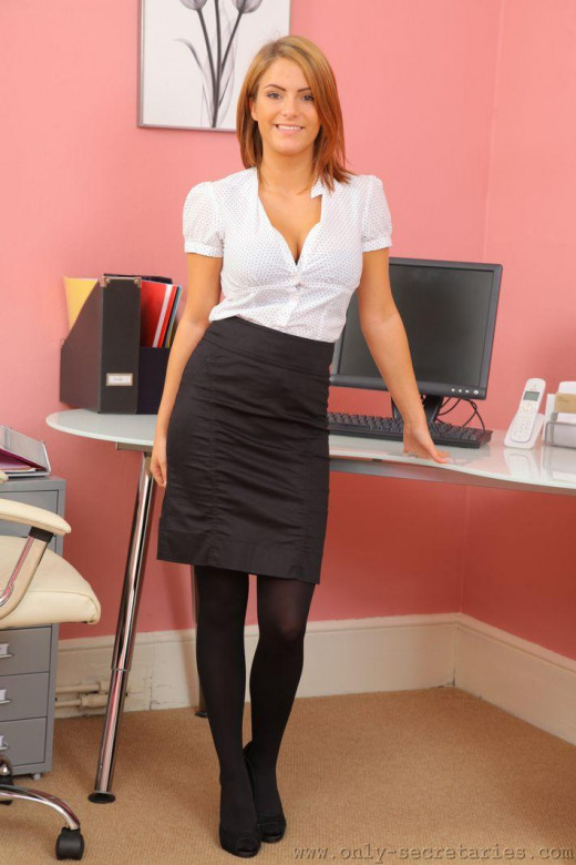 Jessica Kingham gallery from ONLYSECRETARIES