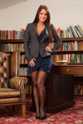 Kristina  from ONLYSECRETARIES